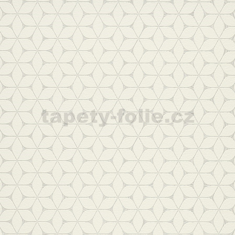 Vliesove Tapety Na Zed Bali Moderni Plasticky Vzor Bily Tapety Folie Cz