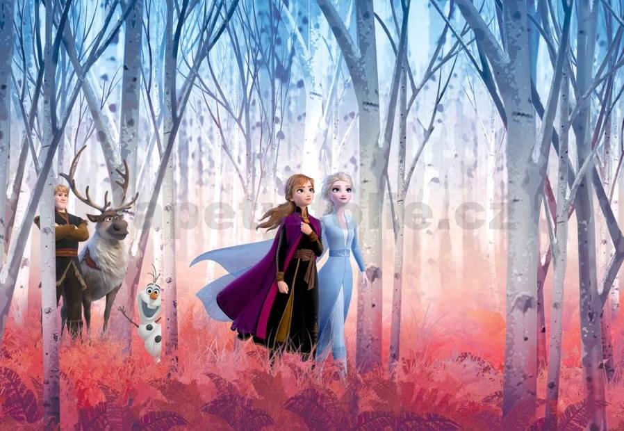 Disney Frozen & Friends Wall Mural