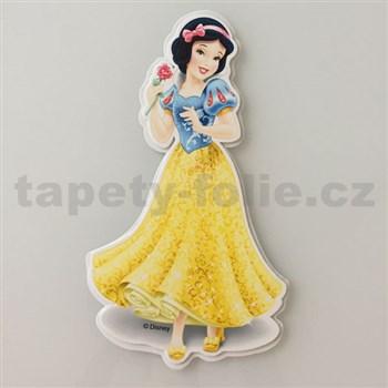 3D dekorace na zeď princezna Sněhurka