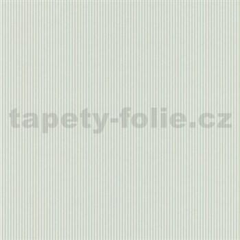 Papírové tapety na zeď Dieter Bohlen 4 Kidz proužky zelené