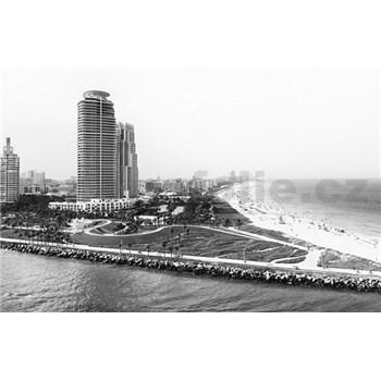Luxusní vliesové fototapety Miami - barevné, rozměr 418,5 cm x 270 cm
