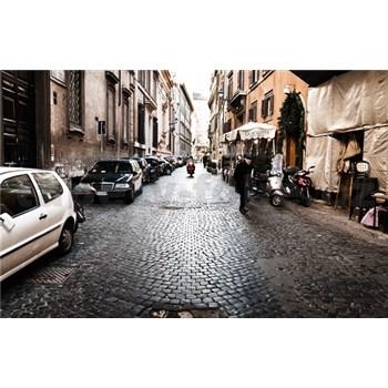 Luxusní vliesové fototapety Řím - barevné, rozměr 418,5 cm x 270 cm
