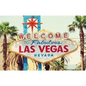 Luxusní vliesové fototapety Las Vegas - barevné, rozměr 418,5 cm x 270 cm