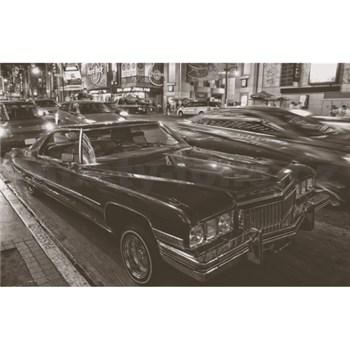 Luxusní vliesové fototapety Los Angeles - barevné, rozměr 418,5 cm x 270 cm
