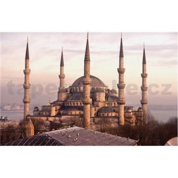 Luxusní vliesové fototapety Istanbul - barevné, rozměr 418,5 cm x 270 cm