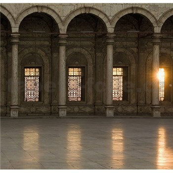 Luxusní vliesové fototapety Cairo - barevné, rozměr 279 cm x 270 cm