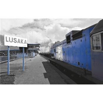 Luxusní vliesové fototapety Lusaka - barevné, rozměr 418,5 cm x 270 cm