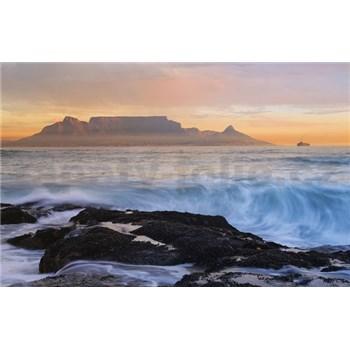 Luxusní vliesové fototapety Cape Town - barevné, rozměr 418,5 cm x 270 cm