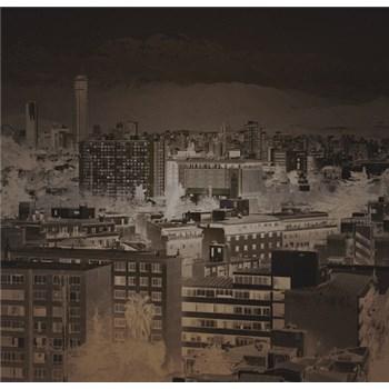 Luxusní vliesové fototapety Santiago - sépie, rozměr 418,5 cm x 270 cm