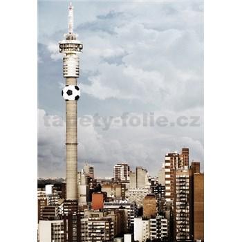 Luxusní vliesové fototapety Johannesburg - barevné, rozměr 186 cm x 270 cm