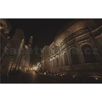 Luxusní vliesové fototapety Cairo - sépie, rozměr 418,5 cm x 270 cm