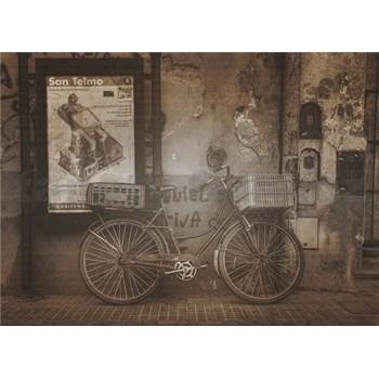 Luxusní vliesové fototapety Buenos Aires - sépie, rozměr 372 cm x 270 cm