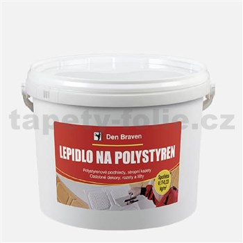 Lepidlo na polystyrenkbelík 1kg