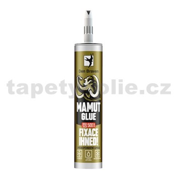 Lepidlo MAMUT GLUE HIGH TACK 290ml bílý