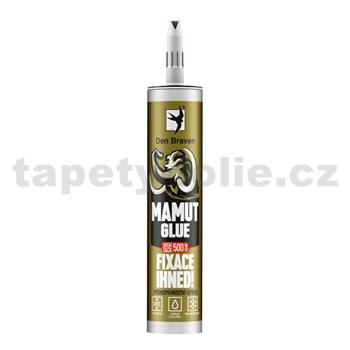 Lepidlo MAMUT GLUE HIGH TACK 290ml černý