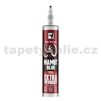 Lepidlo MAMUT GLUE TOTAL 290ml bílý