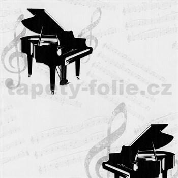 Vliesové tapety na zeď Dieter Bohlen klavír