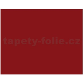 Samolepící tapety - bordó lesklá 45 cm x 15 m