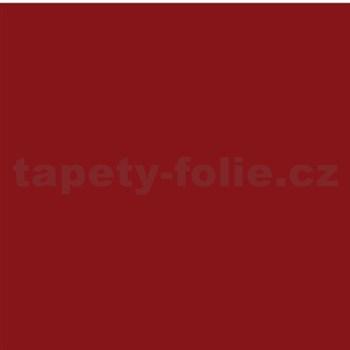 Samolepící tapety - bordó matná 45 cm x 15 m