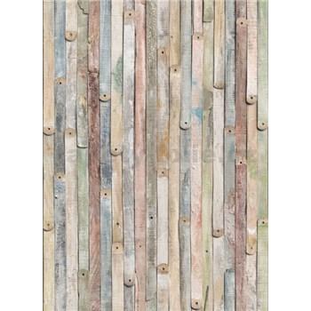 Vliesové fototapety Vintage Wood rozměr 184 cm x 254 cm
