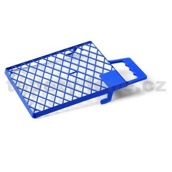 Stírací mřížka plastová, husté provedení, rozměr 20 x 24 cm