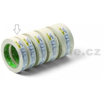 Malířská zakrývací páska, maskovací páska 25 mm x 50 m