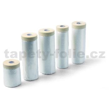 Papírová lepicí páska a zakrývací fólie v jednom 55cm/33m