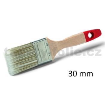Plochý štětec ALLROUND L 30mm, na barvy, laky, lazury