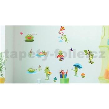Samolepky na zeď žáby