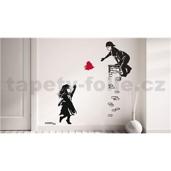 Samolepky na zeď láska