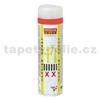 Značkovací sprej červený 500ml