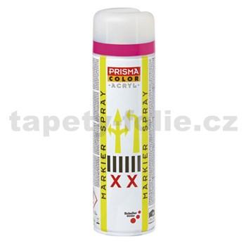Značkovací sprej růžový 500ml