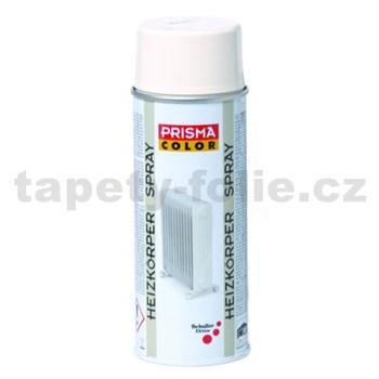 Sprej krémově bílý na topná tělesa a radiátory 400ml, odstín RAL 9001 barva krémově bílá