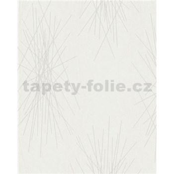 Vliesové tapety na zeď Summer Time sticks bílo-krémové
