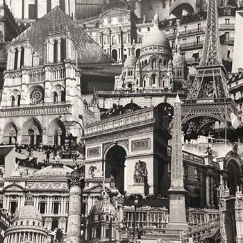 Papírové tapety Paris