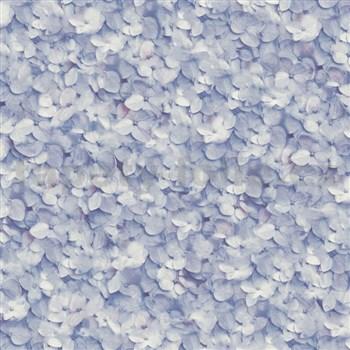 Vliesové tapety na zeď Virtual Vision hortenzie modrá