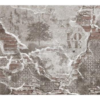 Luxusní vliesové fototapety Love, rozměr 300 cm x 270 cm
