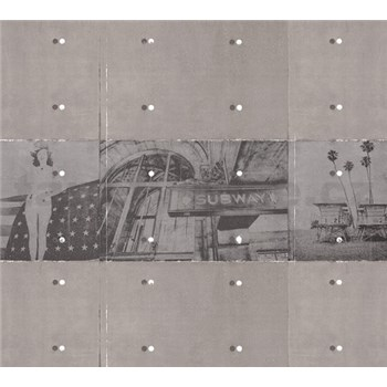 Luxusní vliesové fototapety Vintage BEZ TEXTU, rozměr 300 cm x 270 cm