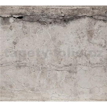 Luxusní vliesové fototapety omítková zeď BEZ TEXTU, rozměr 300 cm x 270 cm