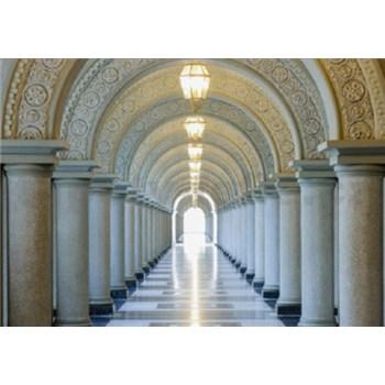Fototapety Archway rozměr 366 cm x 254 cm