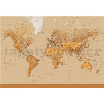 Fototapety The World rozměr 366 cm x 254 cm