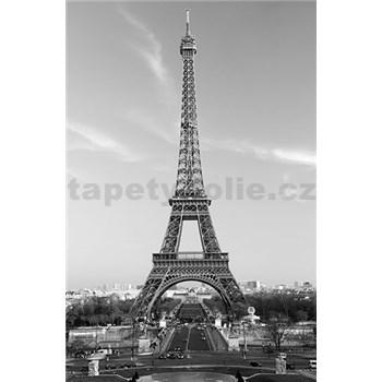 Fototapety Giant Art Eiffelova věž La Tour Eiffel rozměr 175 cm x 115 cm - POSLEDNÍ KUSY
