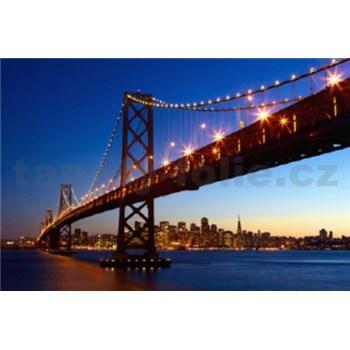 Fototapety San Francisco Skyline rozměr 175 cm x 115 cm