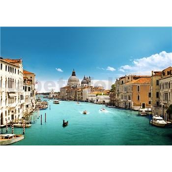 Fototapety Canal Grande Benátky rozměr 366 cm x 254 cm