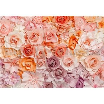 Fototapety růže Flowers rozměr 366 cm x 254 cm - POSLEDNÍ KUSY