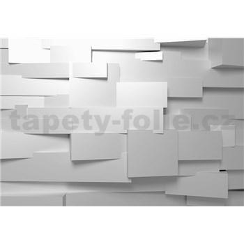 Fototapety 3D Abstrakt Wall rozměr 366 cm x 254 cm