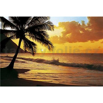Fototapety Pacific Sunset rozměr 366 cm x 254 cm