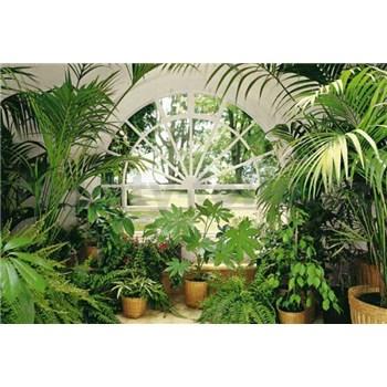 Fototapety Wintergarden rozměr 366 cm x 254 cm