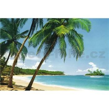 Fototapety Ile Tropicale rozměr 366 cm x 254 cm