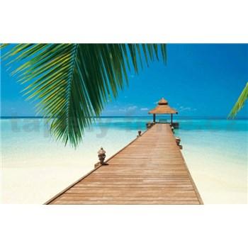Fototapety Paradise Beach rozměr 366 cm x 254 cm